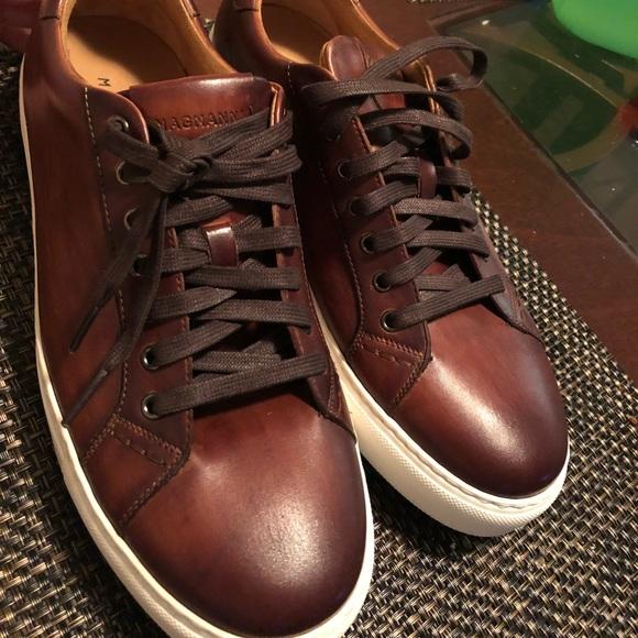 Magnanni Shoes | Magnanni Mens Leather